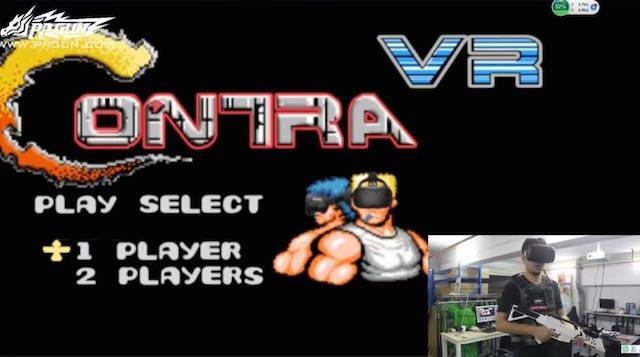 Contra VR