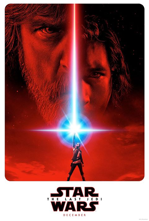 Star Wars The Last Jedi Official Poster