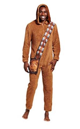 Chewie Onesie Pajamas