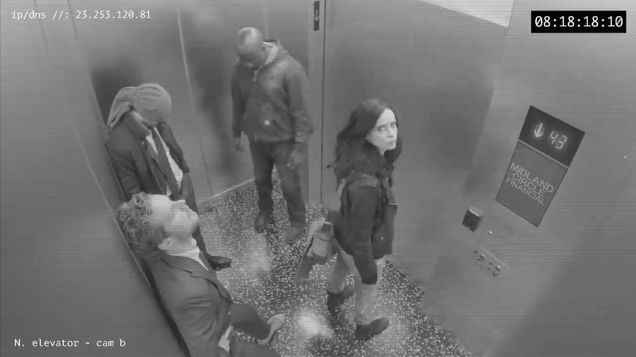 Marvel The Defenders Teaser Clip