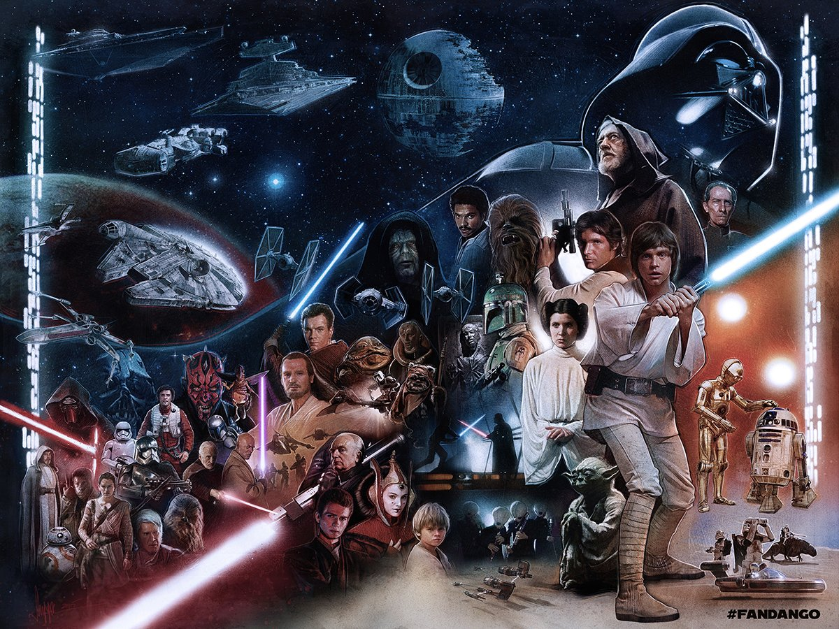Star Wars by Paul Shipper_web