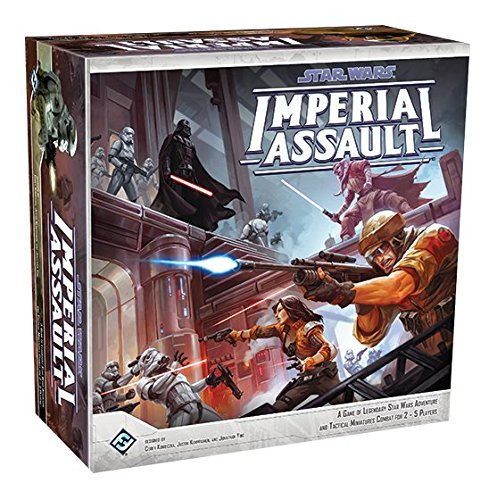 star wars imperial assualt board game