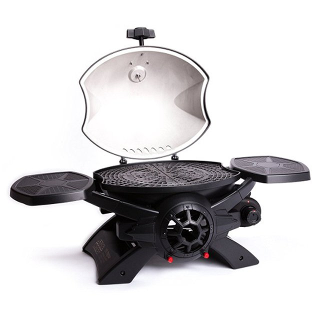 TIE Fighter Grill