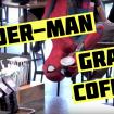 Epic Spider Man Prank at Starbucks