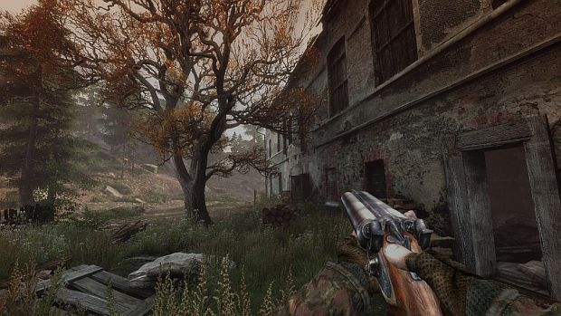 Navigating through the vanishing of Ethan Carter