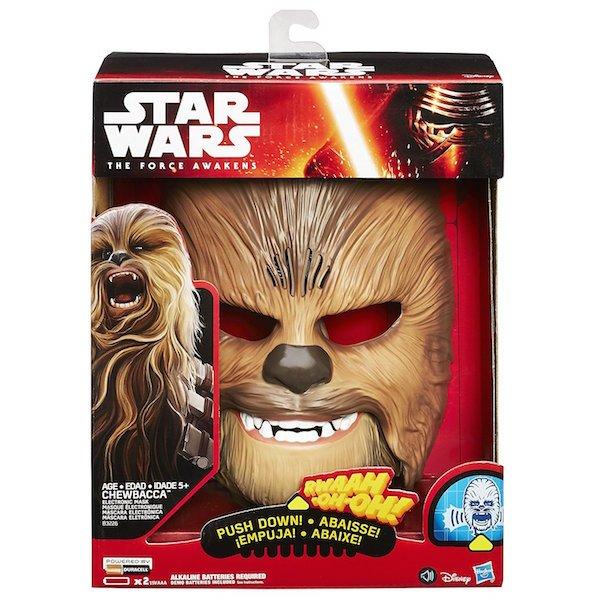 Star Wars Electronic Chewbacca Mask