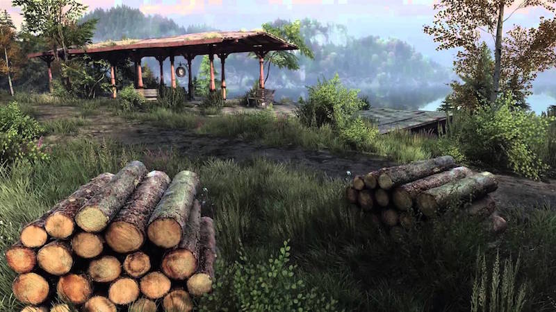 The Vanishing of Ethan Carter Theme