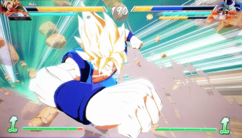 dragon ball fighter z blows away E3 2017