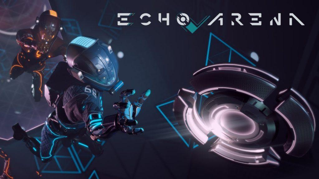Echo Arena Oculus Rift