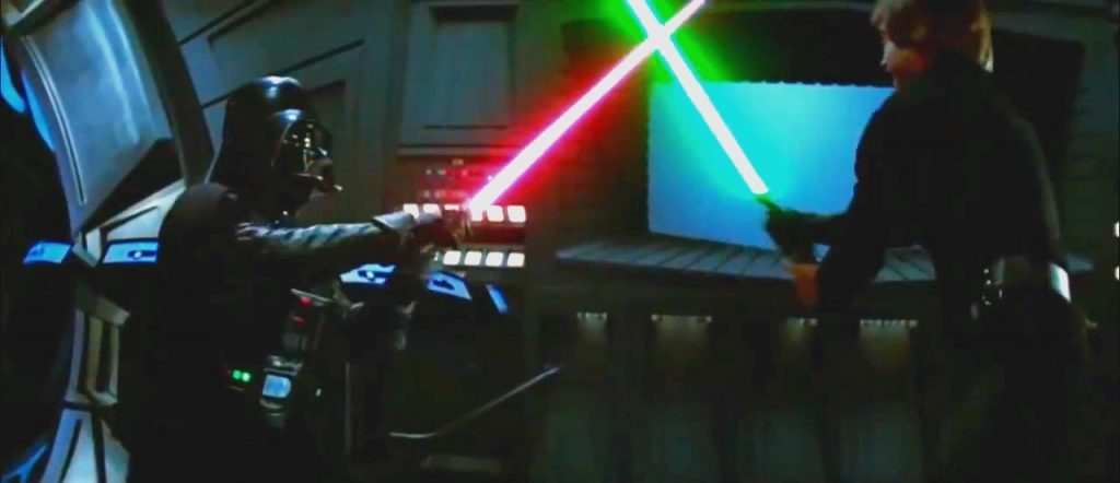 10 Best Darth Vader Moments - The Final Showdown