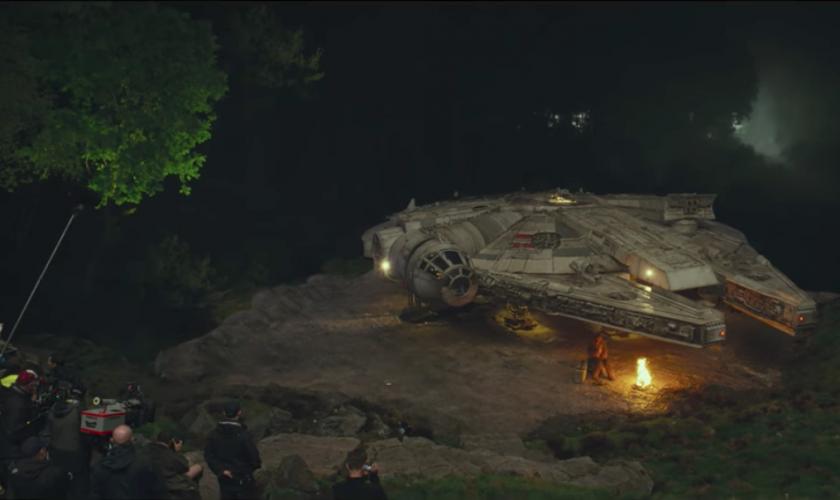 D23 Star Wars The Last Jedi Behind The Scenes Reel