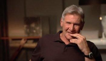 Harrison Ford Han Solo I Know Origin