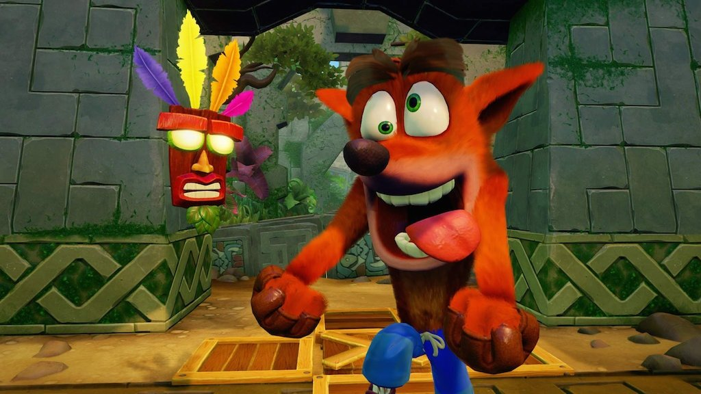 Crash Bandicoot N Sane Trilogy Review