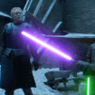 Arya vs Brienne Lightsaber Duel _ Game of Thrones Star Wars