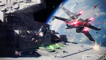 star wars battlefront 2 space battle