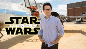 J.J. Abrams directing Star Wars Episode IX