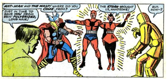 First Avengers Assemble