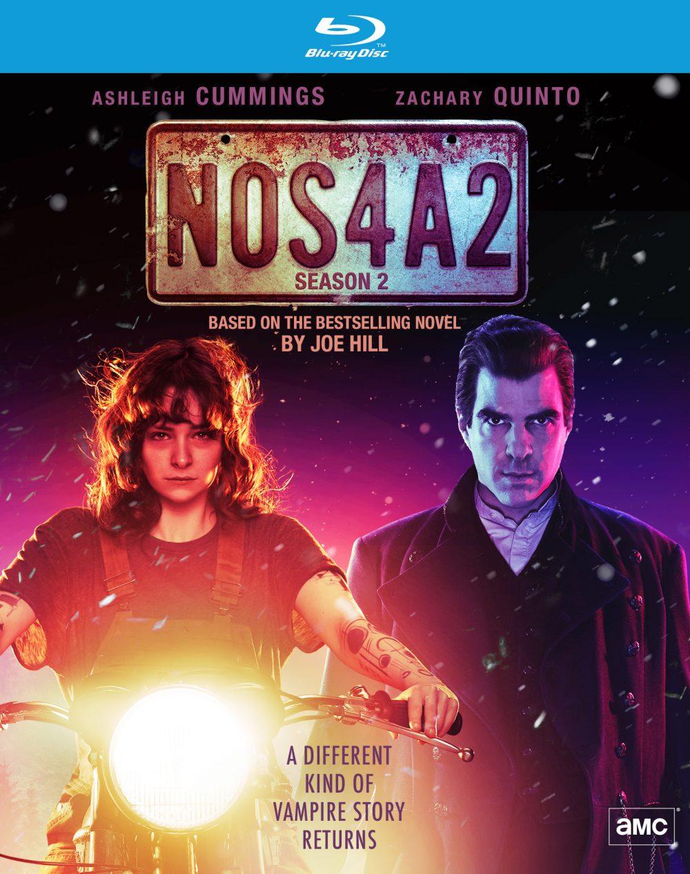 NOS4A2: Season 2 Blu-ray