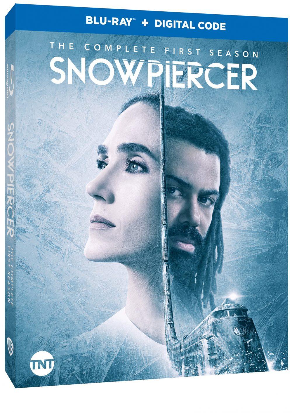 Blu-ray cover of Snowpiercer: Season 1